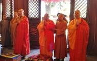 直播:迎圣火供万僧斋!加拿大佛教会五台山朝圣实况