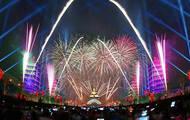 全球佛寺闹元宵 凤凰佛教带您看最炫佛家灯会