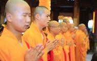 南普陀寺2015十方法界圣凡冥阳水陆空普度大斋胜会