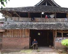 探访云南普洱传统傣族古村落(图)