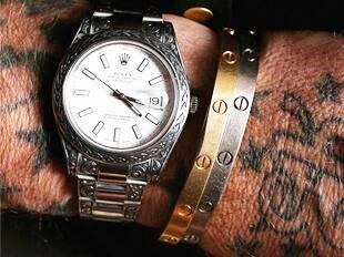 改装表:爱好腕表的另一种境界
