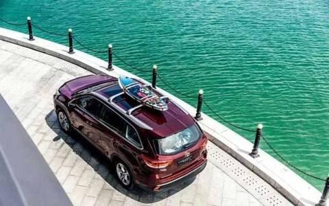 中型七座SUV市场,有了汉兰达和锐界,还需要一台Jeep大指挥官吗
