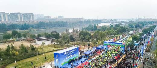 """2018""""蟹""""逅慢城高淳 """"螃蟹""""马拉松第一品牌全新归来!"""