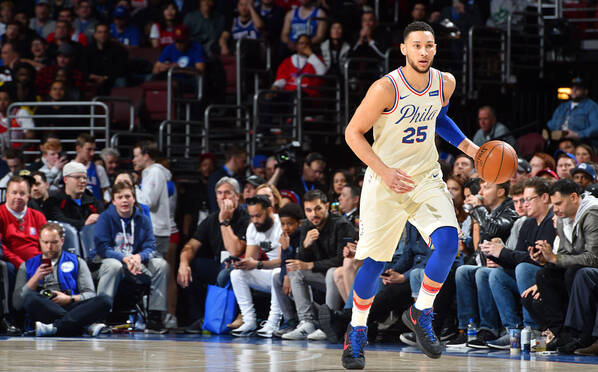 NBA-76人130-95狂胜雄鹿 16连胜结束常规赛