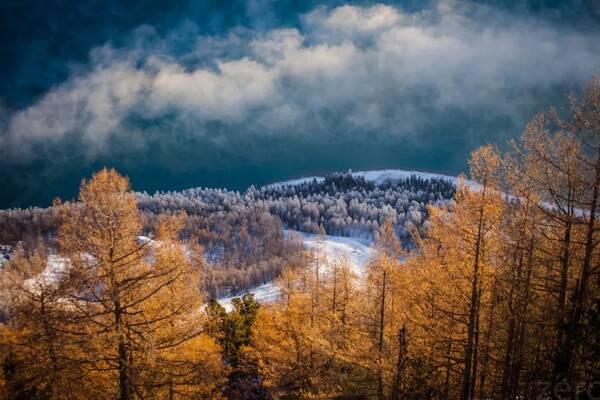 新疆的冬天