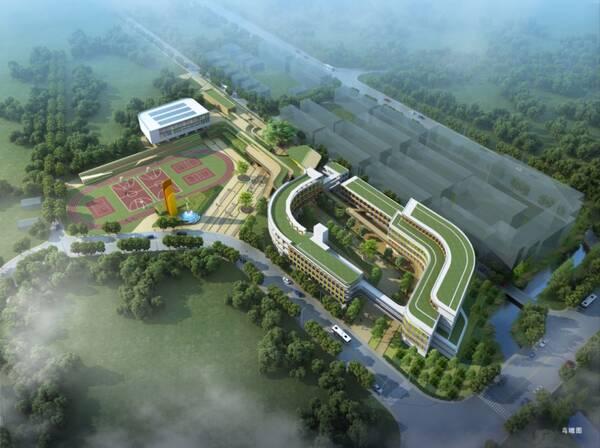 温州铁路南站要建西站房啦!瓯海还有两所学校要