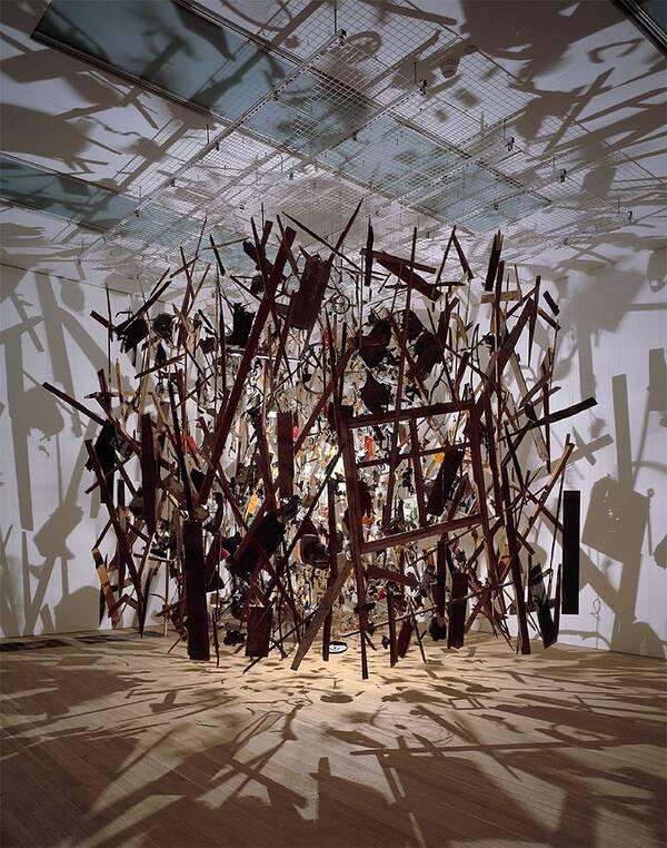 张未 装置艺术思想小史(一)装配与安置的艺术