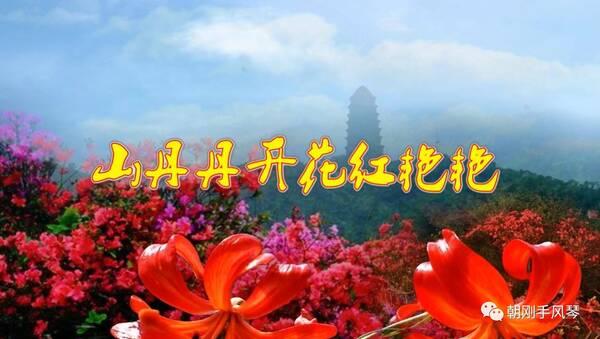 王遲新作:手風琴與管弦樂《山丹丹開花紅艷艷》