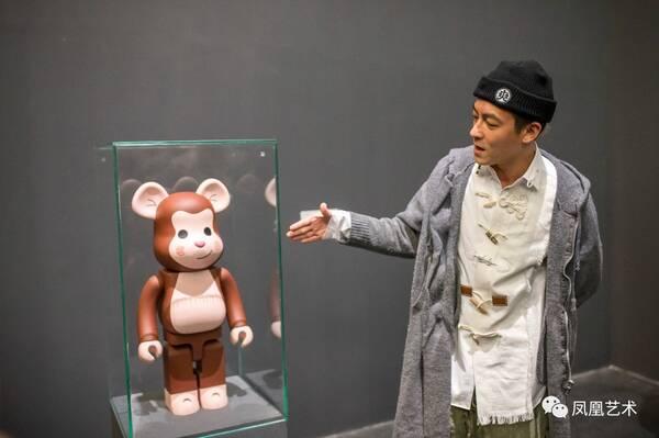 陈冠希:你来看我的《一只猴子》 也就看了你自己