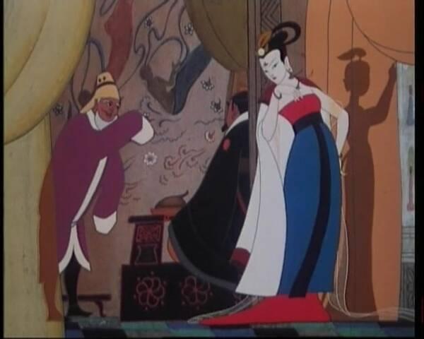 淫妻与动物交换_骄奢淫逸的王后, 看不上皇宫里的任何珠宝珍玩, 她要得到九色鹿皮