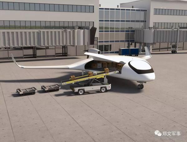 因此京東設計載重60噸的無人機,盡管挑戰非常大,但也不是完全不可能.圖片