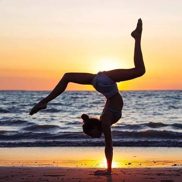 曾患抑郁想自殺,瑜伽使她重獲希望涅盤重生!圖片
