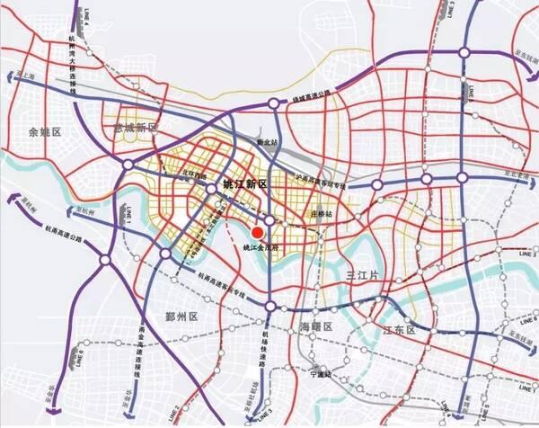 接绕城高速,直通杭州湾跨海大桥,汇入大上海2小时交通圈,南通海曙西