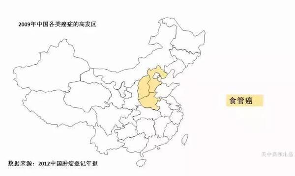 """2018最新中国""""癌症地图"""",足以震撼每个国人"""