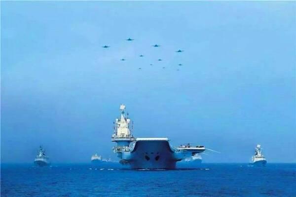 美国要孤注一掷?南海迎来最强对手,可携带16枚美国威力最大核弹