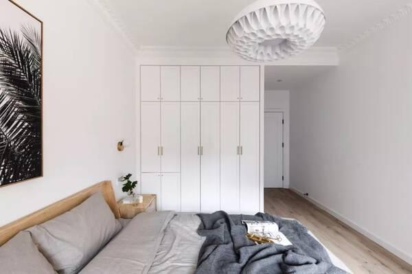 卧室木地板效果图,卧室地板颜色搭配!