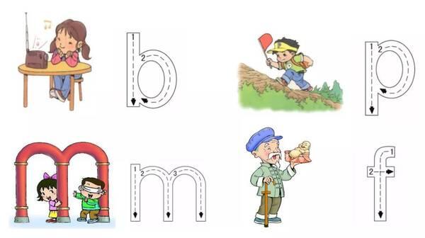 小�:�9�k�f_小学语文汉语拼音详解,值得为孩子收藏!