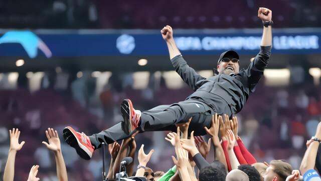 欧冠-利物浦2-0热刺 第六次夺冠