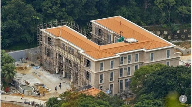 马云和马化腾香港豪宅曝光:二马相比谁更壕?的照片 - 5