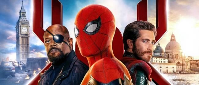《蜘蛛侠:英雄远征》定档6.28 抢先北美领跑暑期档