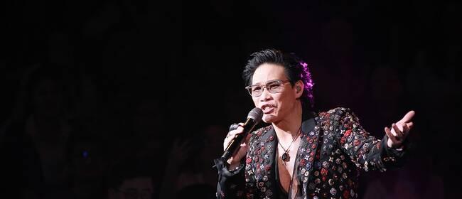 """关之琳谢霆锋等助阵苏永康个唱 因""""安心事件""""郑秀文缺席"""