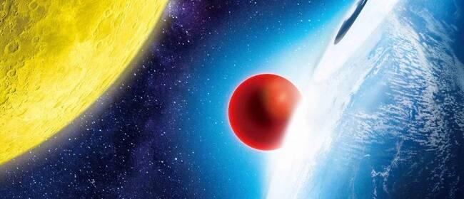 《哆啦A梦》剧场版定档六一 月球背面现神秘种族聚落