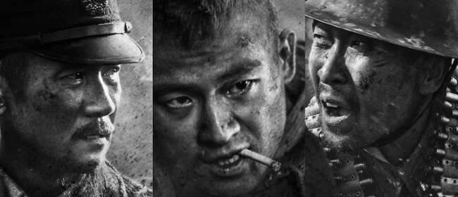 《八佰》发布人物海报 以血肉护山河重现民族英雄