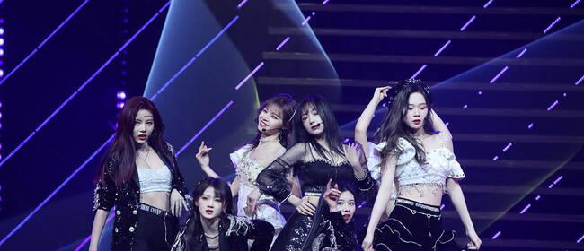 SNH48众萌妹子热舞戴萌雨伞舞惊艳 孙芮戴精灵耳朵变仙女