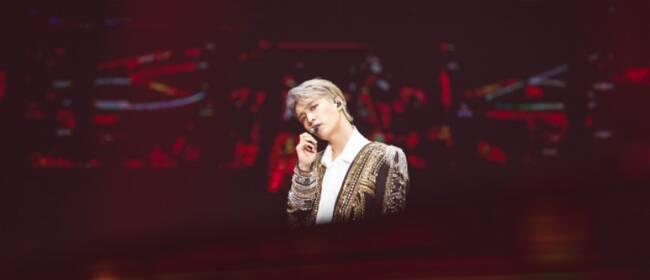 張藝興北京演唱會激情開唱 十年堅持鑄就夢想感慨朝夕