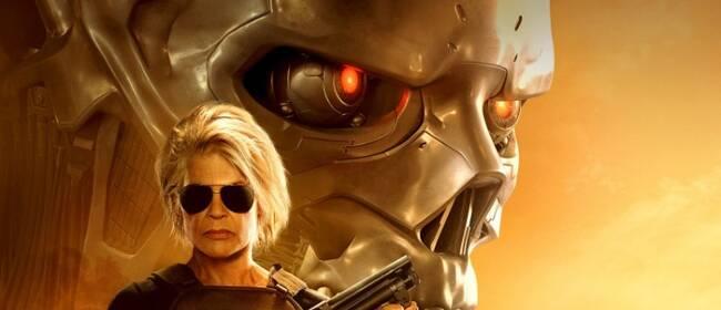 《终结者:黑暗命运》海报预告双发 科幻狂潮迎接收官