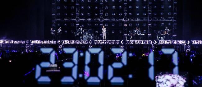 李荣浩天津演唱会惊喜连连,年少有为迎来农历新年前最后一站