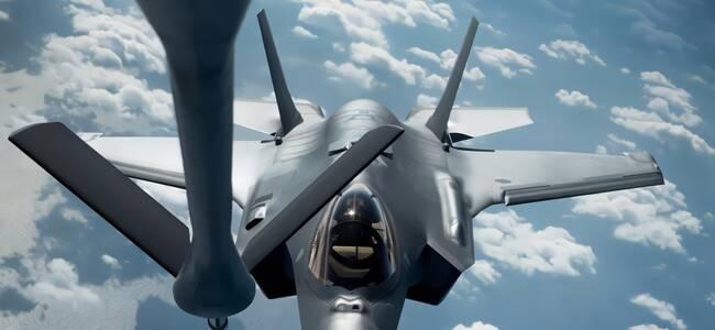 军事优势被中俄蚕食?美军紧急增购近百架五代机