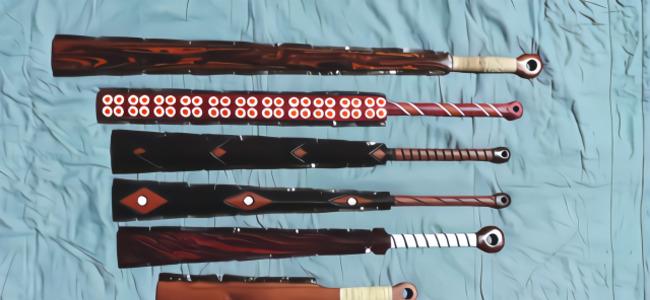 阿兹特克美洲虎战士的专属兵器 黑曜石砍刀