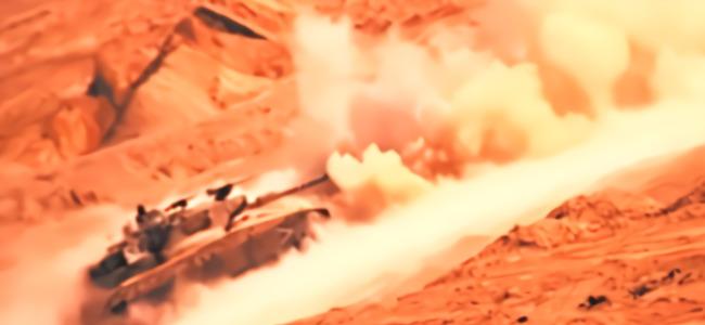 目前世界上经历实战最多并且越战越勇的坦克竟然是它
