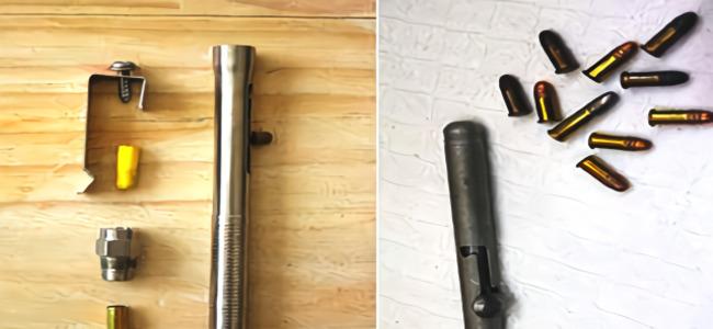 间谍的暗杀利器 十米取人性命的钢笔手枪