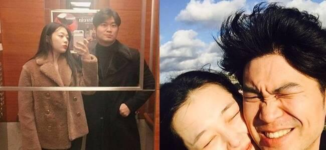 雪莉前男友崔子发文哀悼:我们度过了最美的瞬间