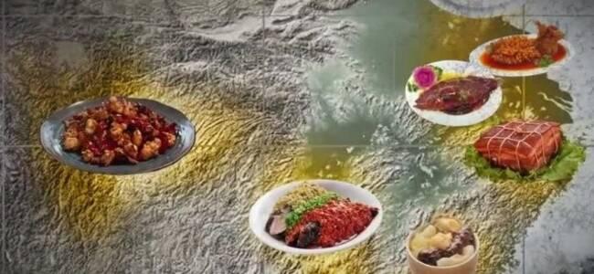 """菜系之争:中国人为什么越来越""""重口味""""?"""