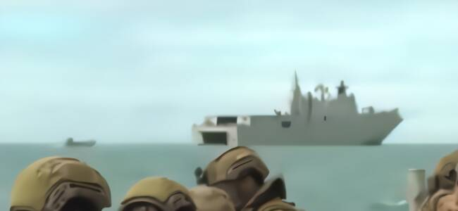 中国间谍船侦查美澳军队 博尔顿妄言要给点颜色看看