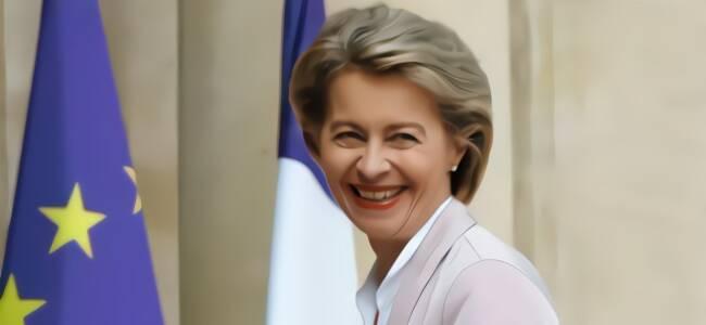 """艰难""""过关""""后 她成为欧委会首位""""女掌门"""""""