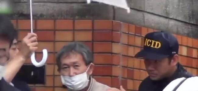 日本男子用激光笔照射美军机被捕:已策划多年