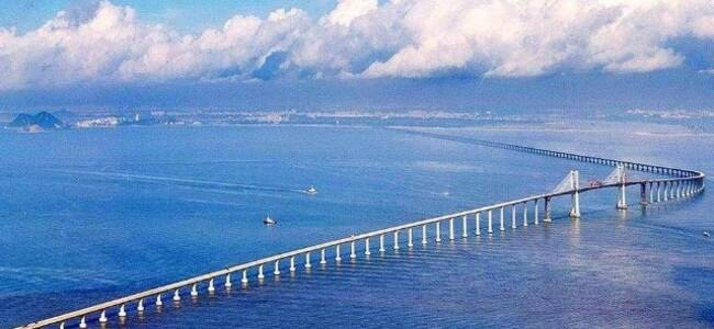 投资3000亿!中国又规划一座跨海大桥 难度堪比三峡工程