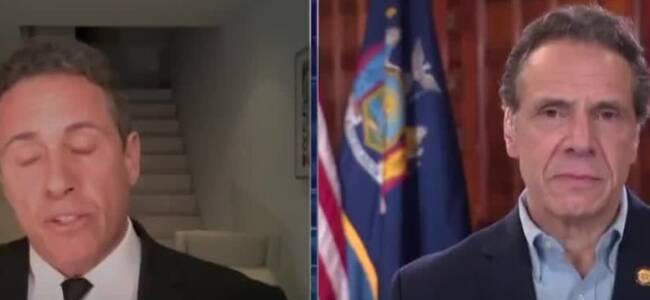 防疫工作受到追捧的纽约州长被问是否竞选总统 连说8个no