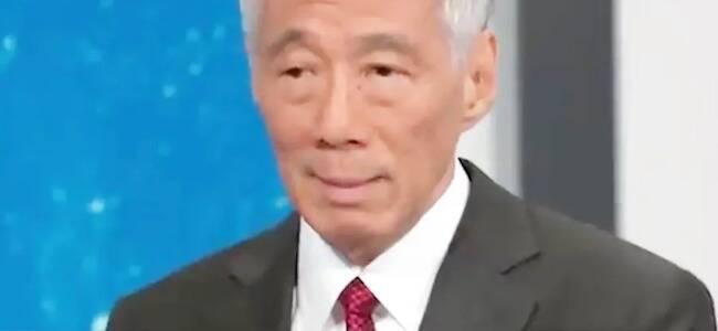 美欲挑唆多国打压中国 新加坡总理发出空前警告