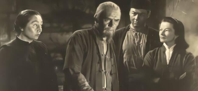 好莱坞1944年拍的抗日电影 真实还原了中国艰难的抗日战争