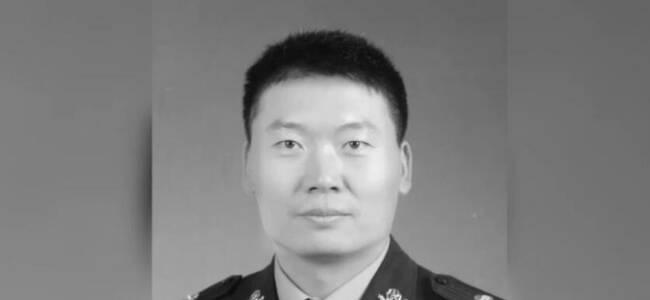 浙江37岁民警执法时遭暴力反抗牺牲 完整视频曝光