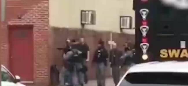 美新泽西州发生枪案致6死 特朗普:正密切关注