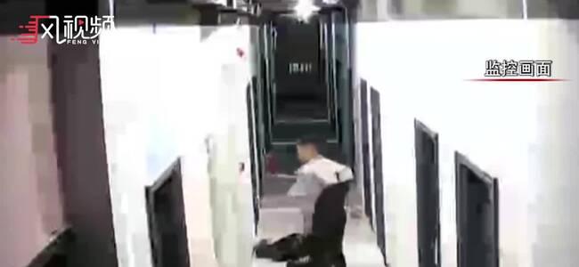 男子疯狂家暴女友 深圳宝安警方:打人者系我局民警