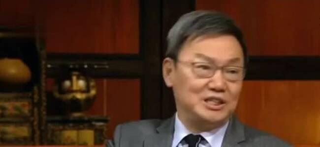 台湾前高官:大陆军力越来越强 台湾已经没法比