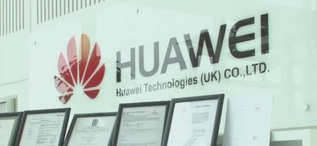 英国将宣布是否允许华为参建5G网络 或不惧美国施压