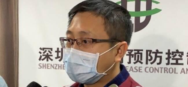 深圳1名外卖员确诊新冠肺炎 14天潜伏期内一直在送餐